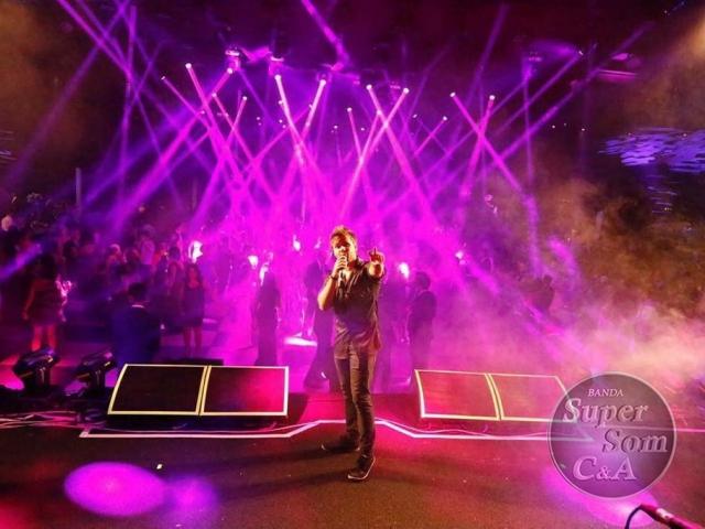 Super Som C&A uma das atrações da Formatura de Medicina UFMG onde teve também show de Tomate, Zé Neto e Cristiano, Valesca Popozuda, Wilson Sideral e Banda do Marcão.